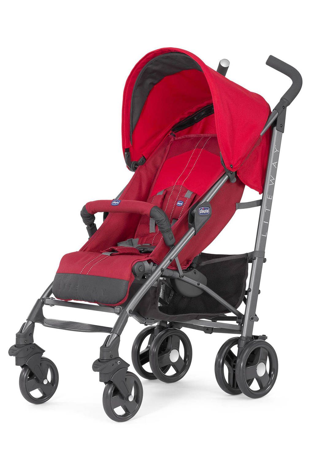 Chicco Liteway² buggy rood, Rood