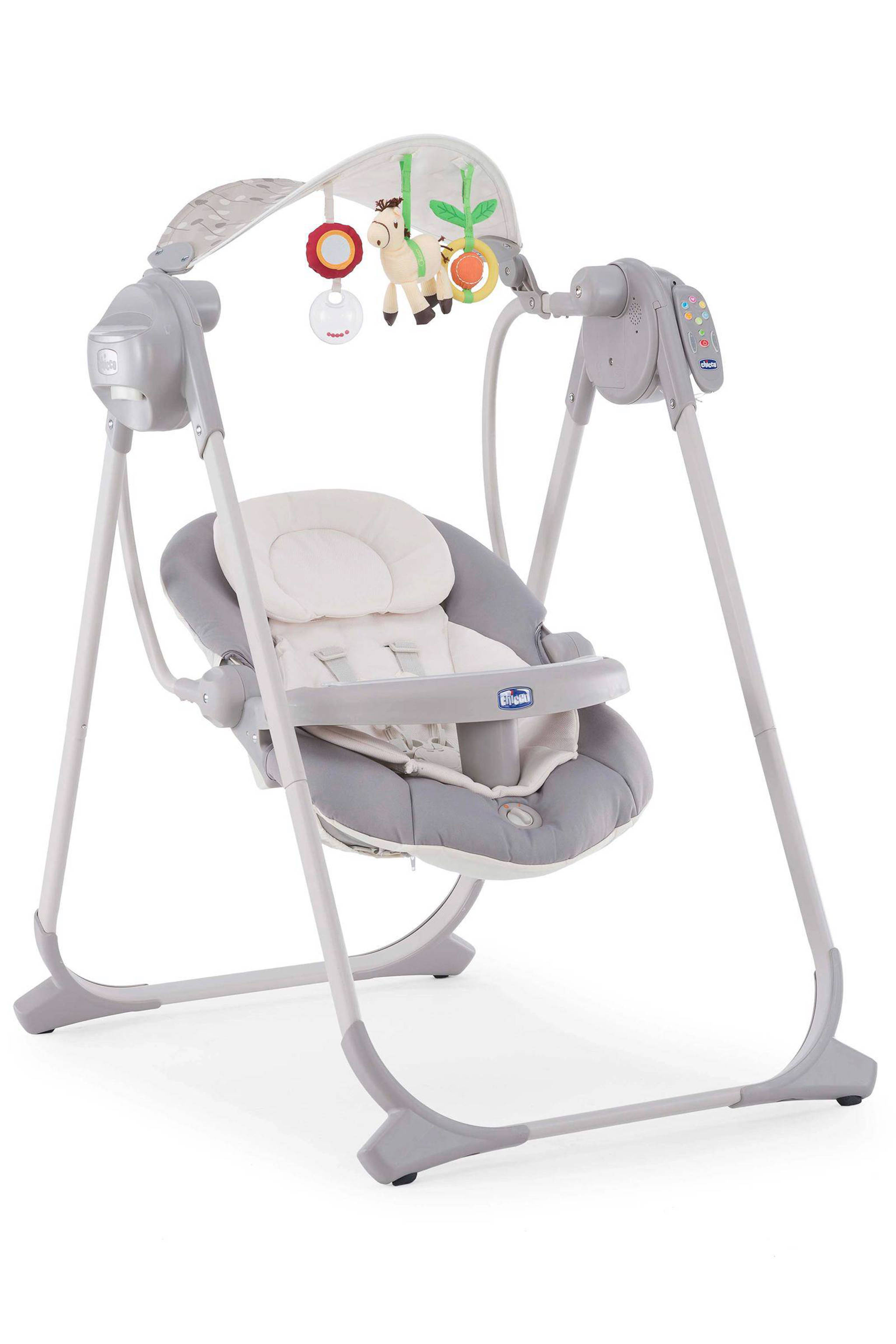 Schommelstoel Elektrisch Baby.Chicco Polly Swing Up Schommelstoel Wehkamp