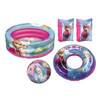 Frozen inflatable set