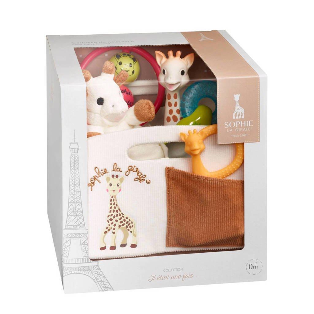 Sophie de Giraf geboortemand, Wit