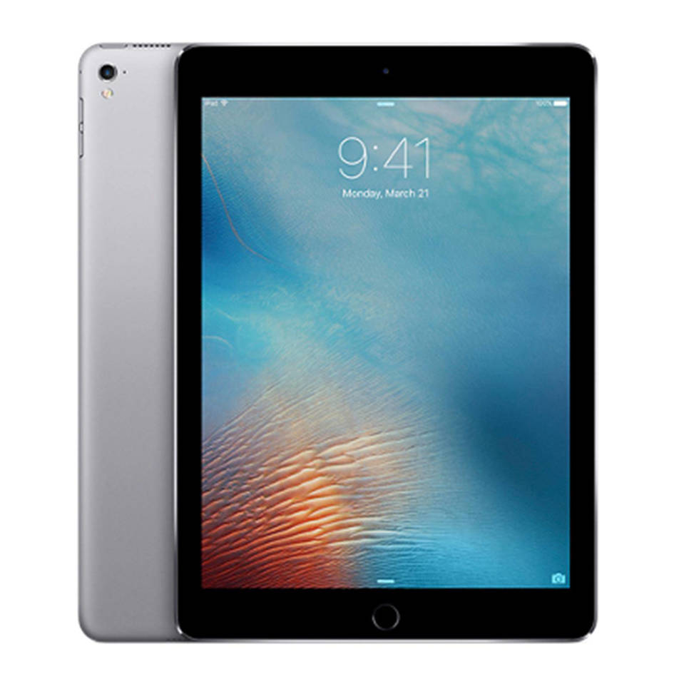 Apple iPad Pro 9.7 32GB Wi-Fi + Cellular (MLPW2NF/A), Grijs