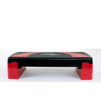 verstelbaar aerobic stepbankje