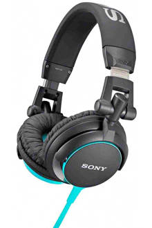 MDR-V55 over-ear koptelefoon blauw