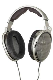 HD 650 over ear koptelefoon zwart