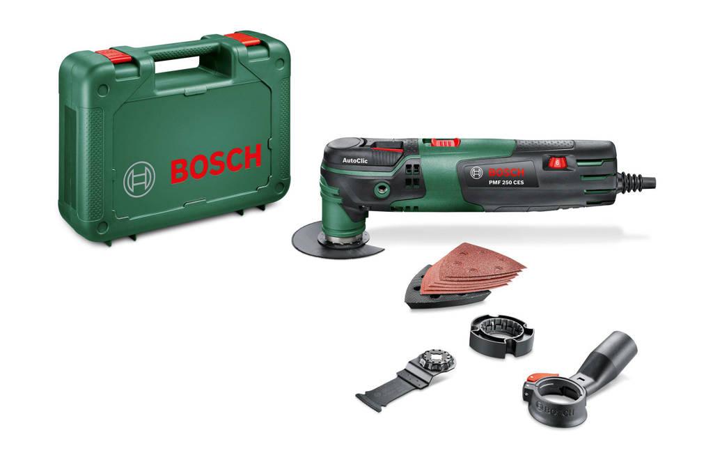 Bosch PMF 250 CES elektrische multitool