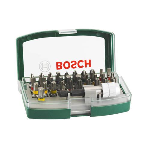 Bosch schroefbitset met kleurcodering (32st) kopen