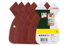 25-delige schuurbladenset voor B+D Mouse