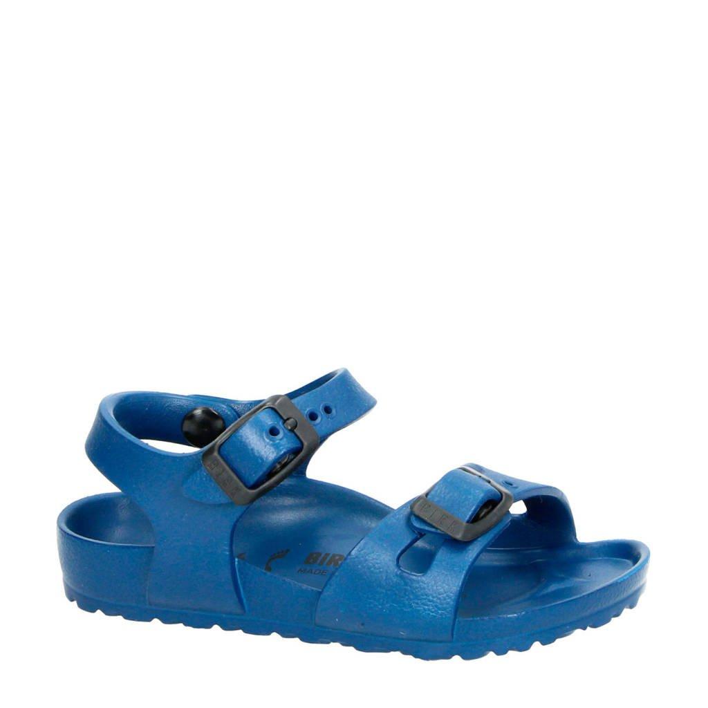 Birkenstock   Evario sandalen, Blauw