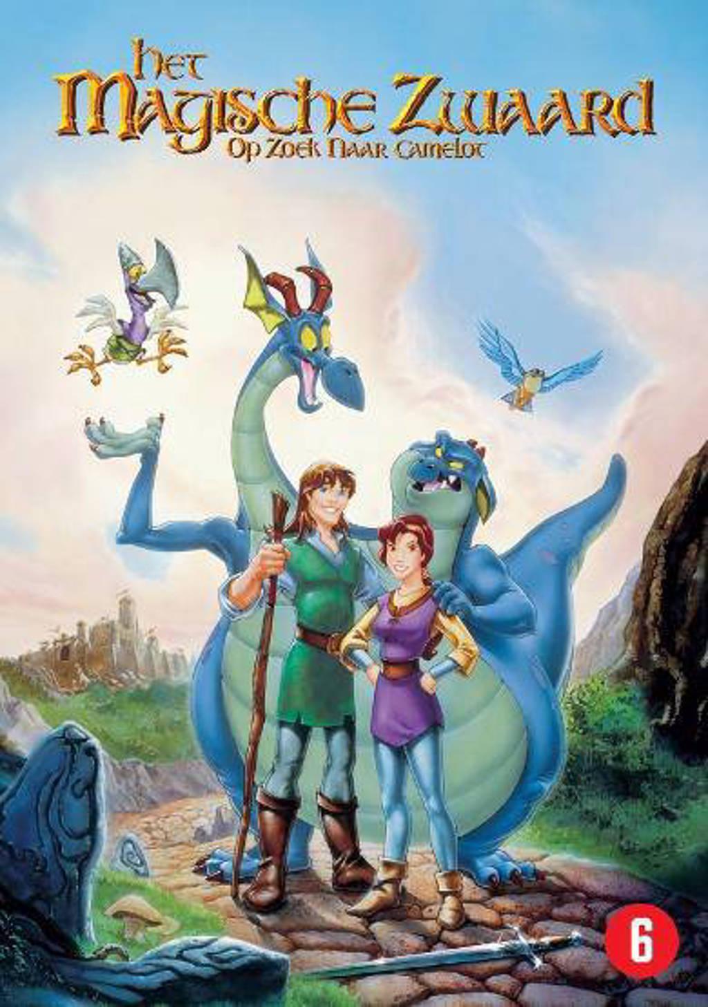 Magische zwaard (DVD)