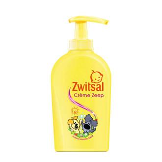 Woezel & Pip crème zeep pomp - 250 ml - baby