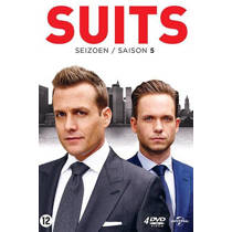 Suits - Seizoen 5 (DVD)
