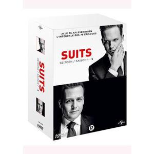 Suits- Seizoen 1-5 (DVD)