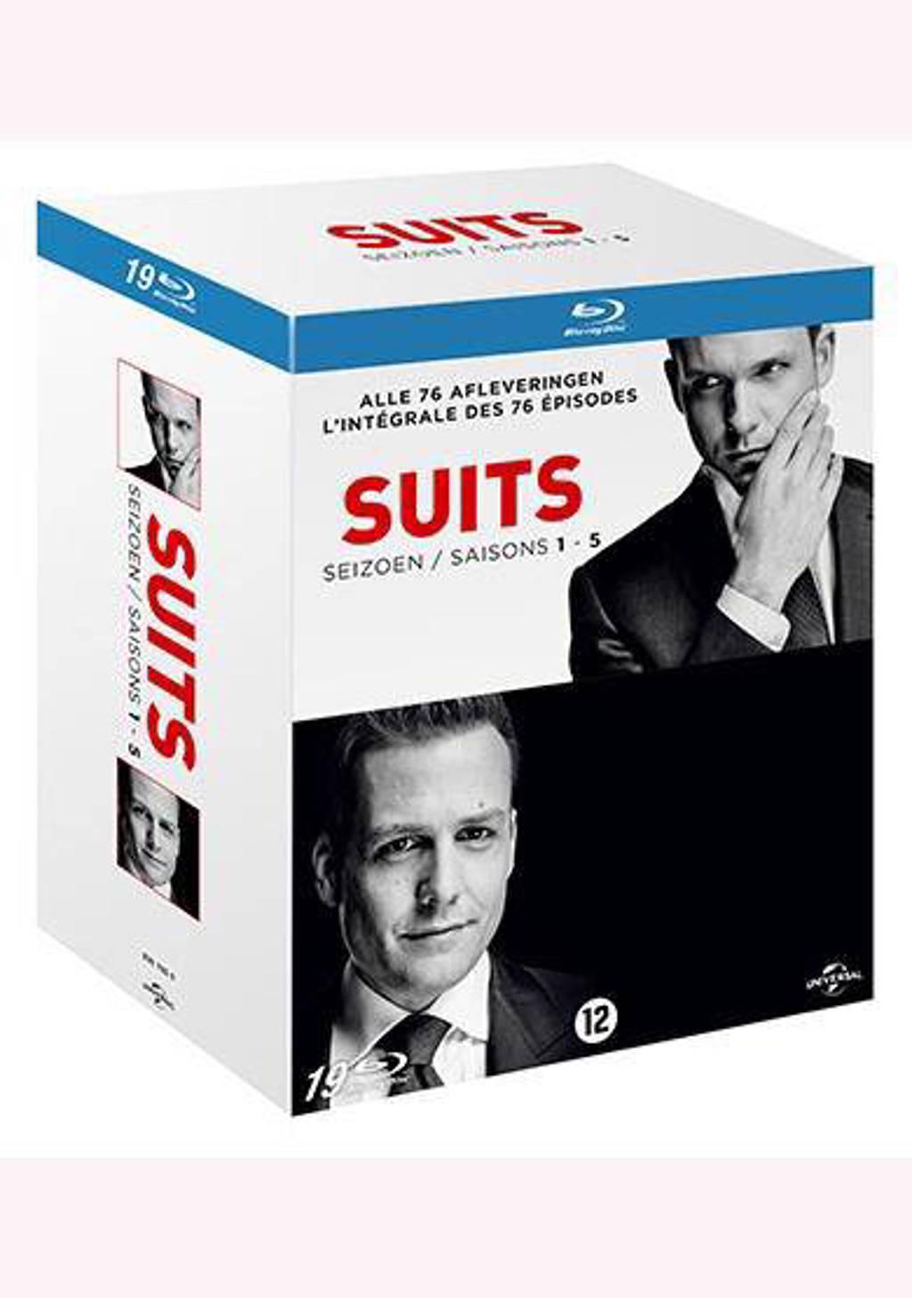 Suits - Seizoen 1-5 (Blu-ray)