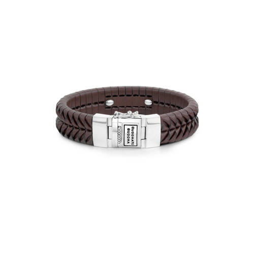 Buddha To Buddha Komang leren armband