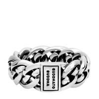 Buddha To Buddha ring BTB601 NATHALIE zilver, Zilver