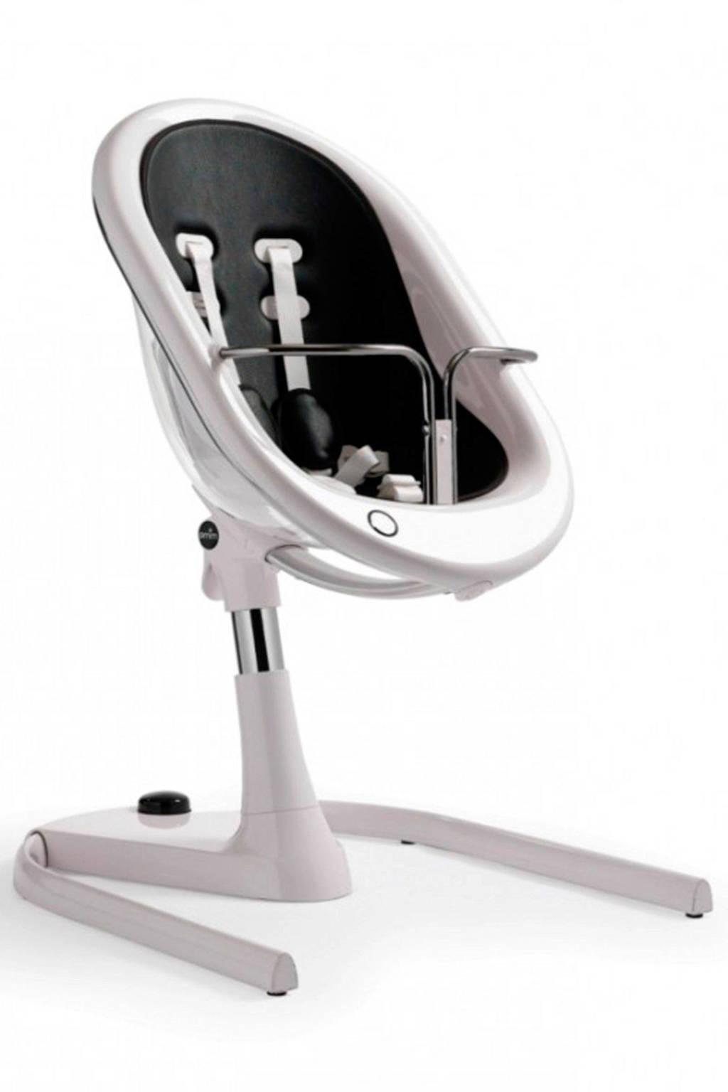 Zitje Voor Kinderstoel.Mima Moon Kinderstoel Crystal Wehkamp