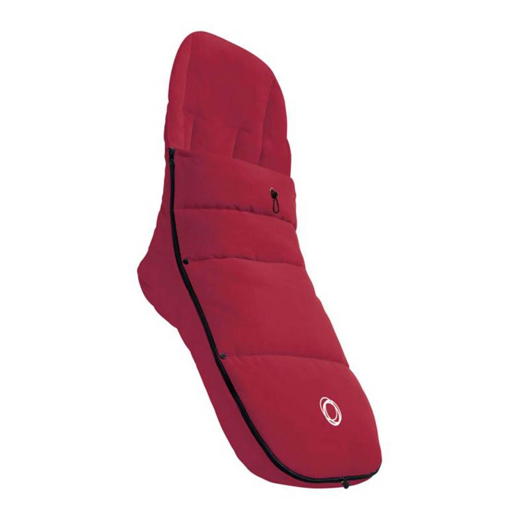 Bugaboo voetenzak robijn rood, Robijn rood