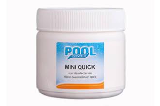 Mini Quick 0,5kg chloortabletten