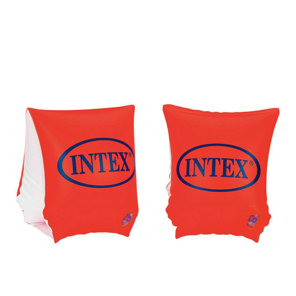 Intex zwembandjes deluxe, Oranje