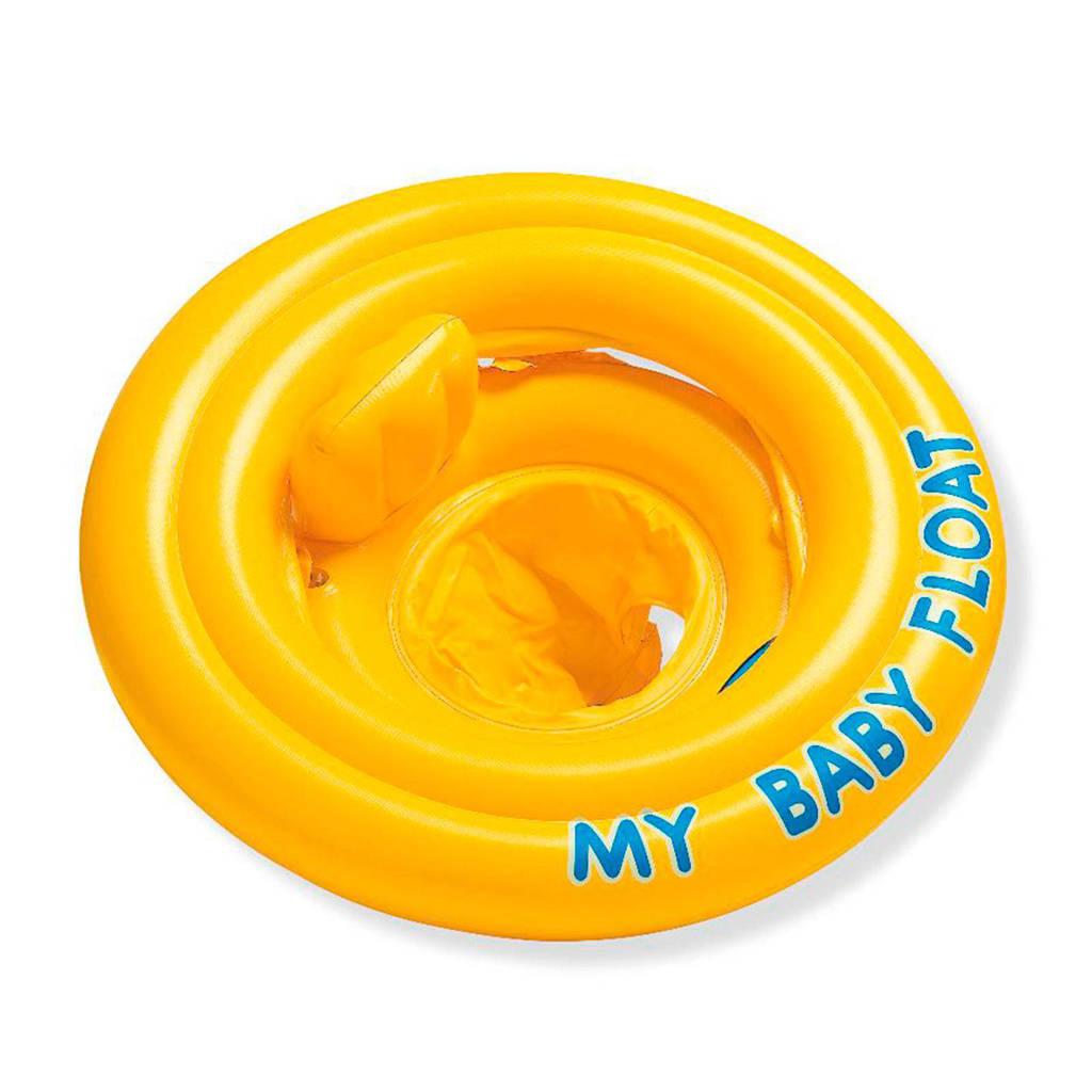 Intex baby float, Geel