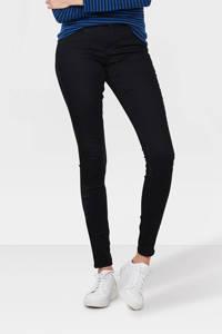 WE Fashion Blue Ridge skinny fit jeans, Zwart