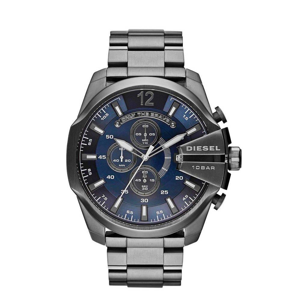 Diesel horloge, gunmetal