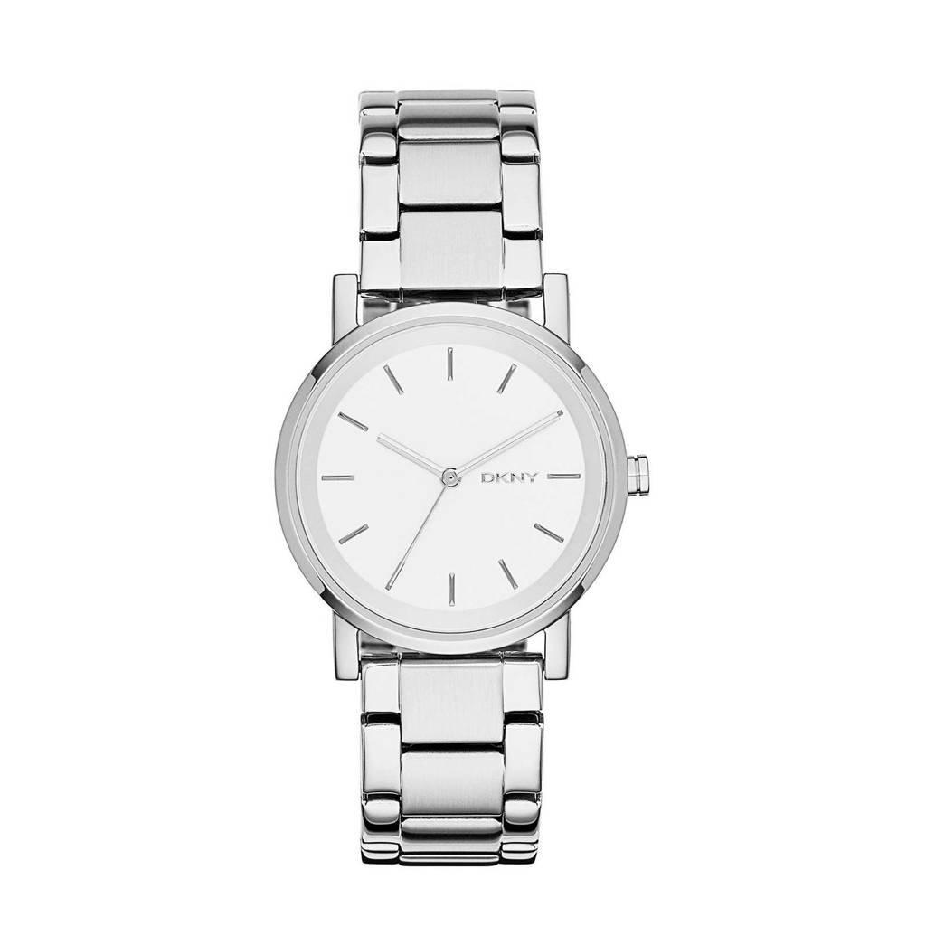 DKNY horloge, Zilver