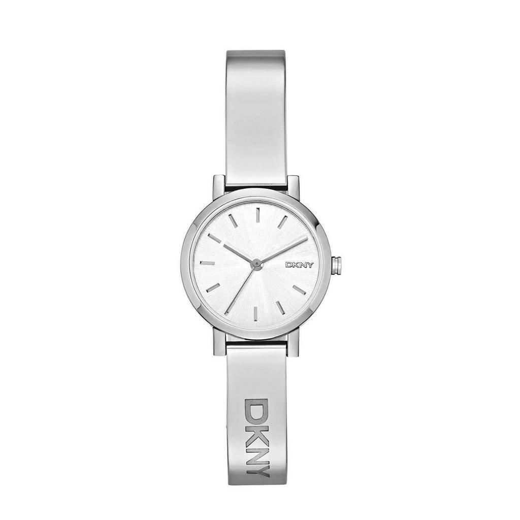 DKNY Soho Dames Horloge NY2306, Zilver