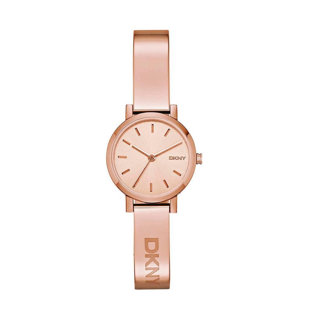 DKNY Soho Dames Horloge NY2308, roségoud