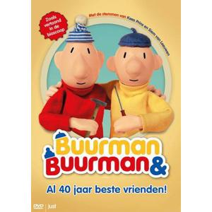 Buurman & Buurman - Al 40 jaar beste vrienden! (DVD)