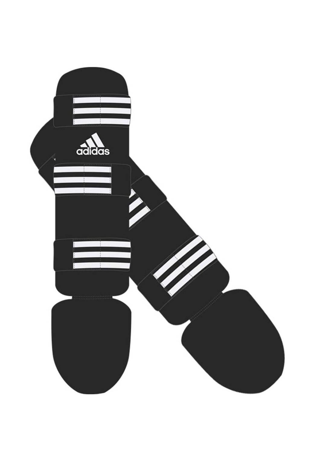 adidas Performance scheenbeschermers Good L, Zwart/wit