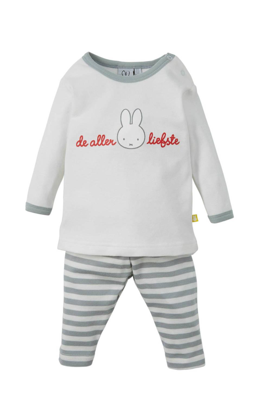 nijntje newborn baby pyjama | wehkamp