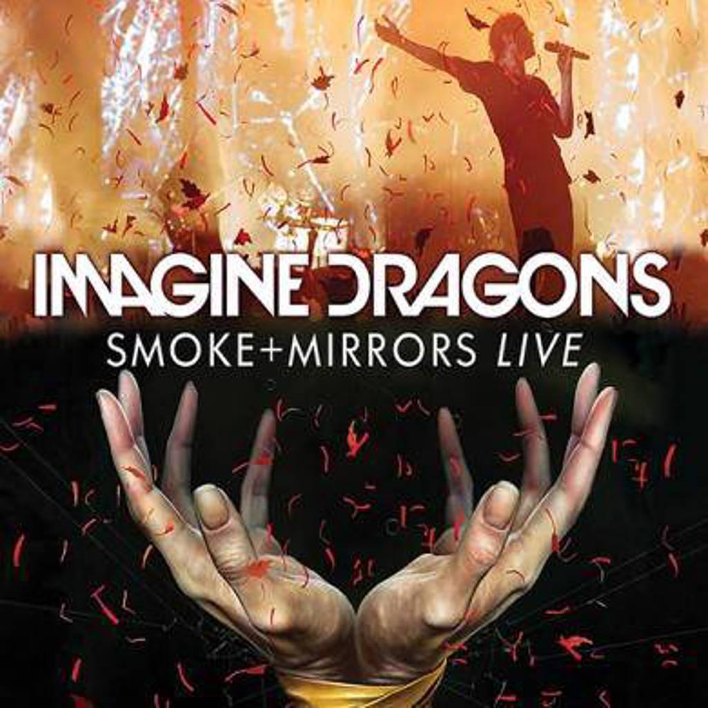 Imagine Dragons - Smoke + Mirrors Live (DVD)