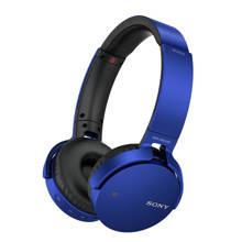 MDR-XB650BT on-ear bluetooth koptelefoon blauw