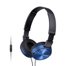 ZX310AP on-ear koptelefoon blauw