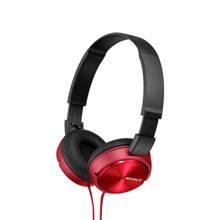 ZX310 on-ear koptelefoon rood