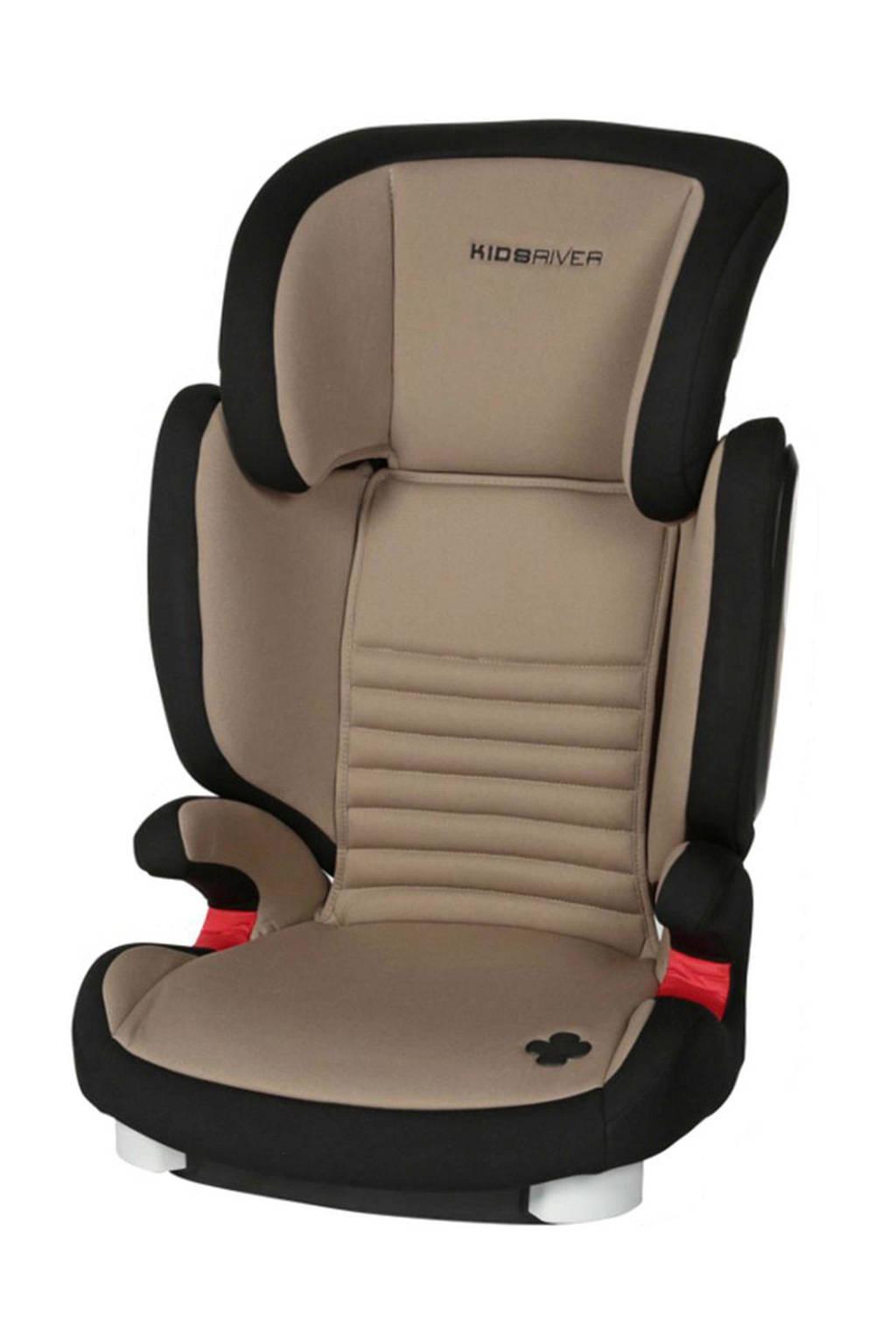 Kidsriver Alant autostoel - Taupe