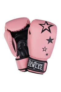 Benlee dames bokshandschoenen Sistar 14 oz, Roze/zwart
