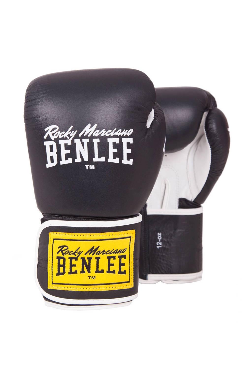 Benlee bokshandschoenen Tough 16 oz, Zwart