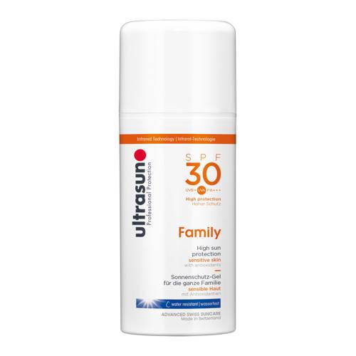 Ultrasun Family zonnebrandmelk SPF 30 - 100 ml kopen