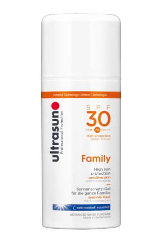 Family zonnebrandmelk SPF 30 - 100 ml