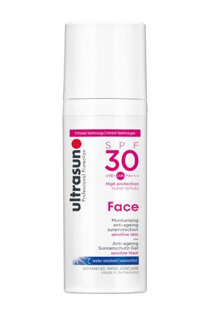 Face zonnebrandcrème SPF 30 - 50 ml