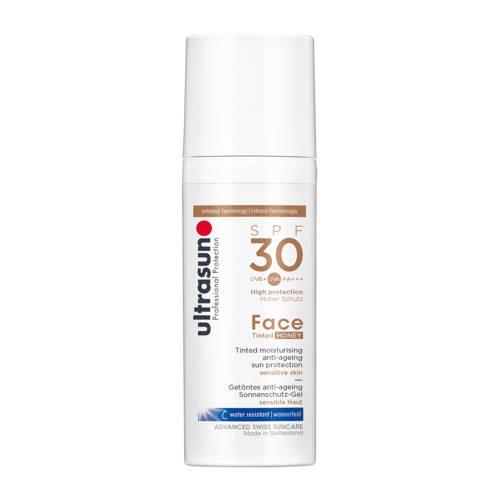 Ultrasun Face Tinted zonnebrandcrème SPF 30 - 50 ml kopen