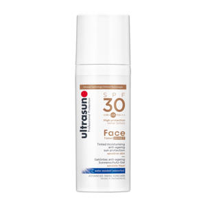 Face Tinted zonnebrandcrème SPF 30 - 50 ml