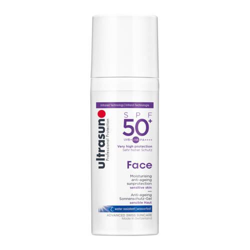 Ultrasun Face zonnebrandcrème SPF 50+ - 50 ml kopen