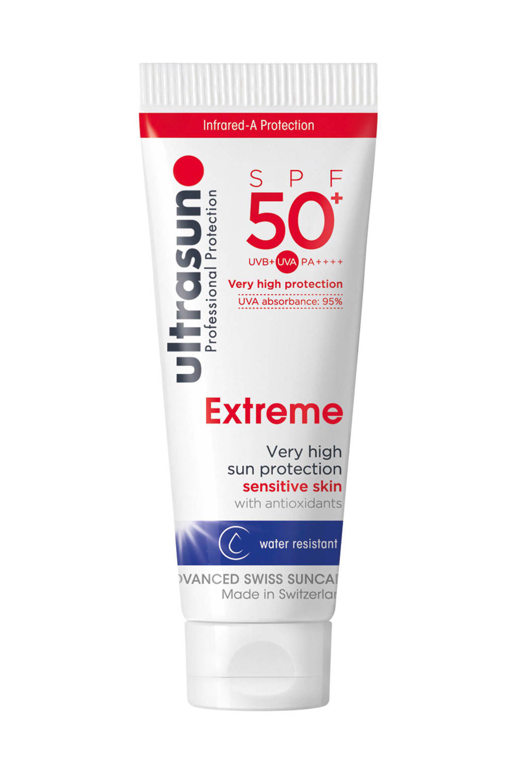Ultrasun Extreme zonnebrandmelk SPF 50+ - 25 ml