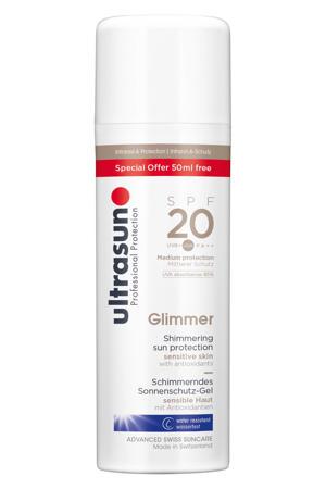 Glimmer zonnebrandmelk SPF 20 - 150 ml