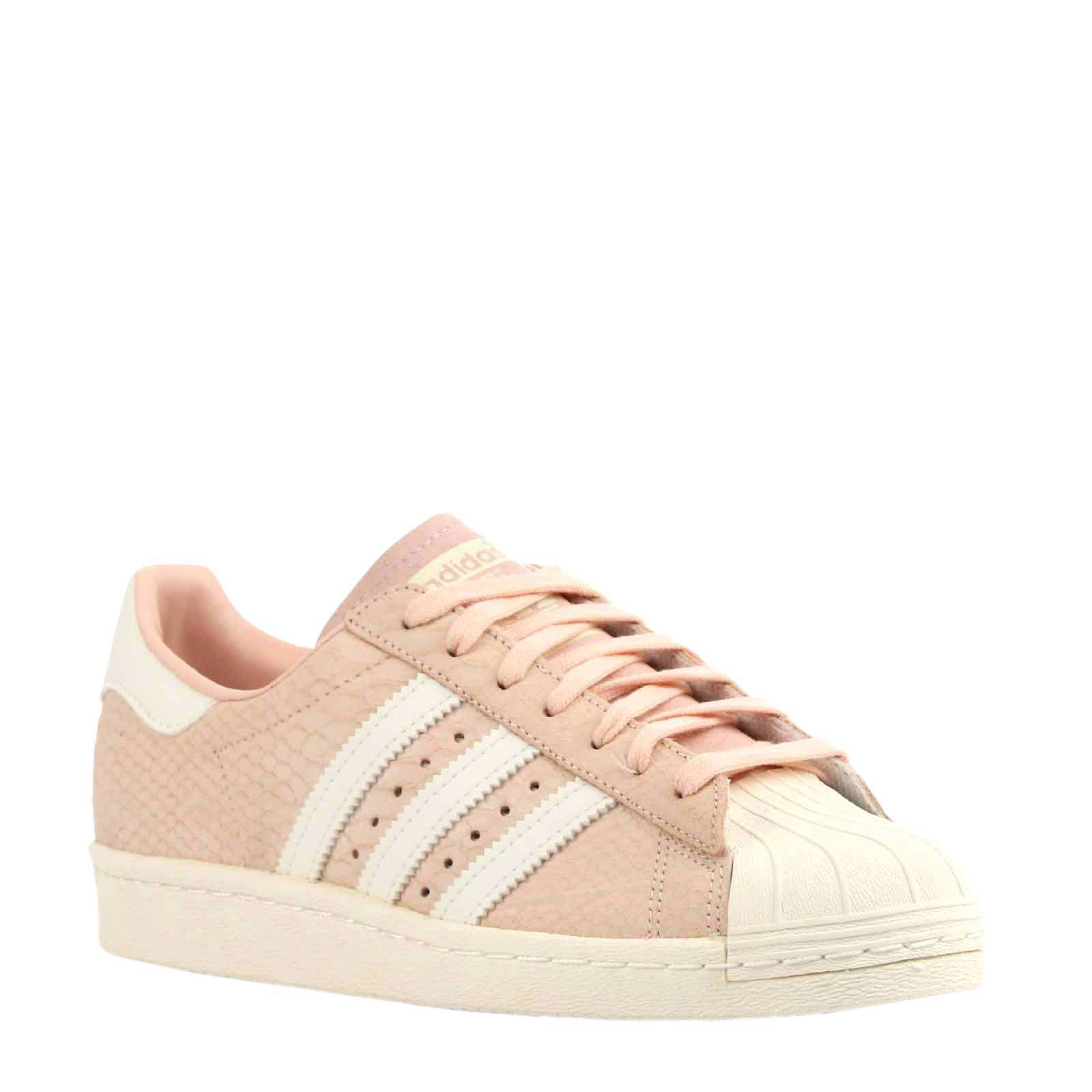 adidas superstar roze suede