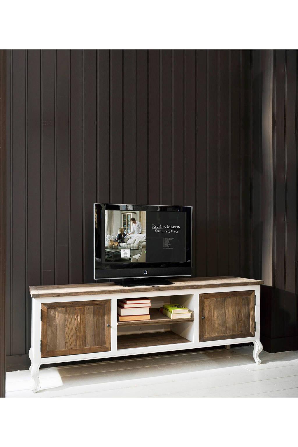 Riviera Tv Meubel.Riviera Maison Tv Meubel Driftwood Flatscreen Wehkamp
