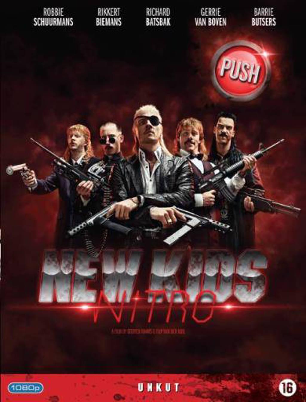 New kids nitro (Blu-ray)